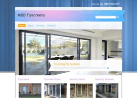 mdflyscreens.com.au
