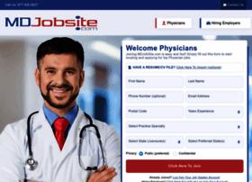 mdjobsite.com