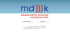 mdk-gmbh.info