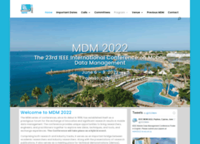 mdmconferences.org