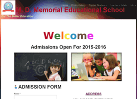 mdmeschool.webs.com