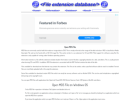 Mds.extensionfile.net