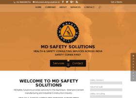 mdsafetysolutions.in