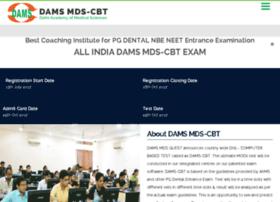 mdscbt.damsdelhi.com