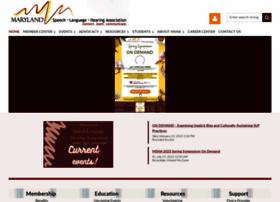 mdslha.org