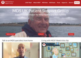 mdspatientsupport.org.uk
