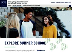 mdsummer.emory.edu