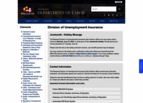 mdunemployment.com