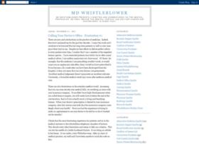mdwhistleblower.blogspot.com