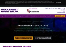 me-eventshow.com