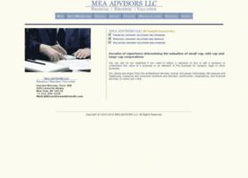 meaadvisorsllc.com