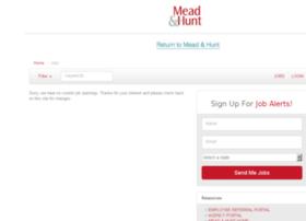 meadhunt.applicantpro.com