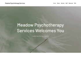 meadowpsychotherapy.com