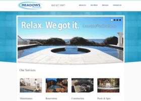 meadowspoolandspa.com