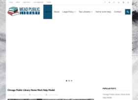 meadpubliclibrary.org