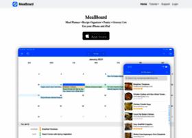mealboard.com