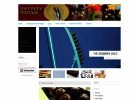 mealtimehostage.com