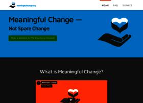 meaningfulchange.org