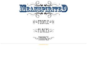 meanspirited.net