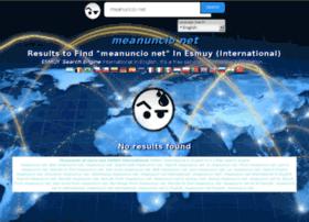 meanuncio.net