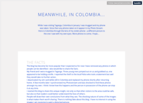 meanwhileincolombia.tumblr.com