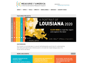 measureofamerica.com