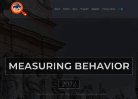measuringbehavior.org
