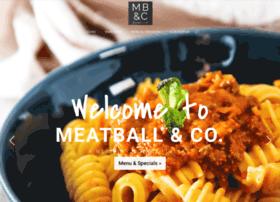 meatballandco.com