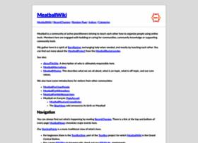 Meatballwiki.org