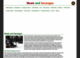 meatsandsausages.com