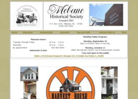 mebanehistoricalsociety.org