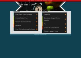 mecanet.com