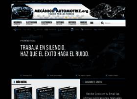 mecanicoautomotriz.org