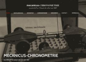 mecanicus.de