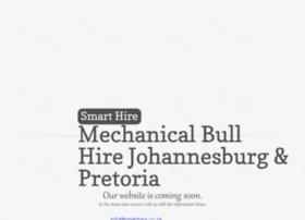 mechanicalbullride.co.za
