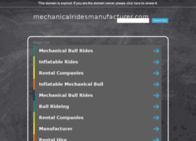 mechanicalridesmanufacturer.com