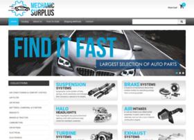 mechanicsurplus.com