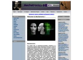 mechatronics.poly.edu