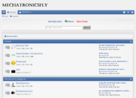 mechatronicsfly.com