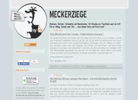 mecker-ziege.de