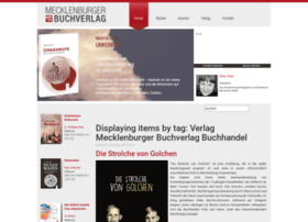 mecklenburger-buchverlag.de
