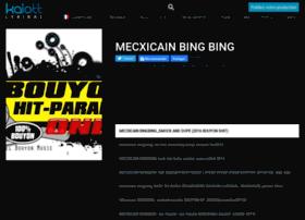 mecxicain-bing-bing.kalottlyrikal.net
