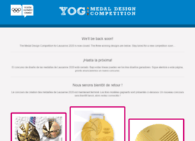 medaldesigncompetition.com