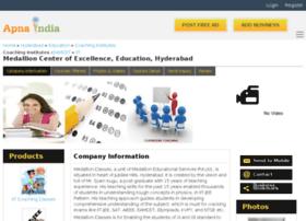 medallionclass-hyderabad.apnaindia.com