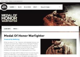 medalofhonor.com