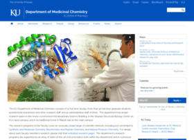 medchem.ku.edu