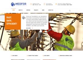 meddenshipping.com