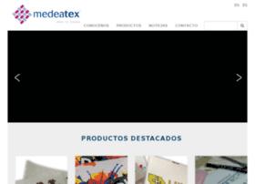 medeatextil.com.uy