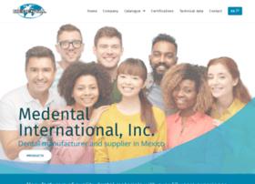 medentalinternational.com