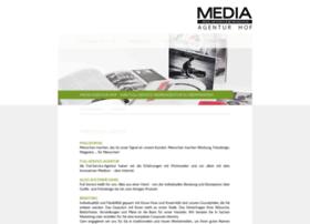 media-agentur-hof.de